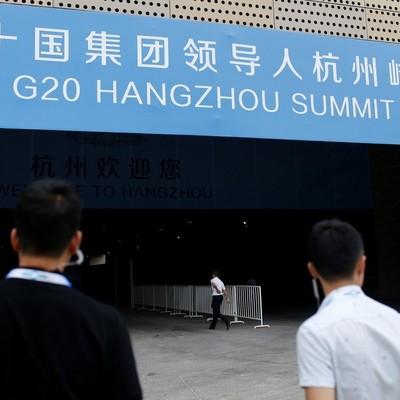 Китайцев попросили не плеваться из-за саммита G20