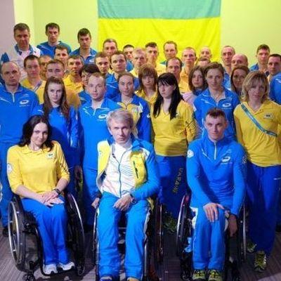 Украинские паралимпийцы побили командный рекорд по медалям