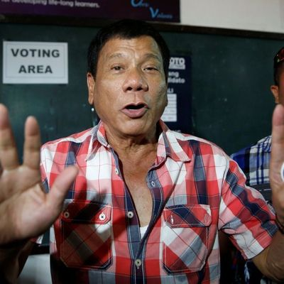 Президент Филиппин выразил желание убить всех наркоманов