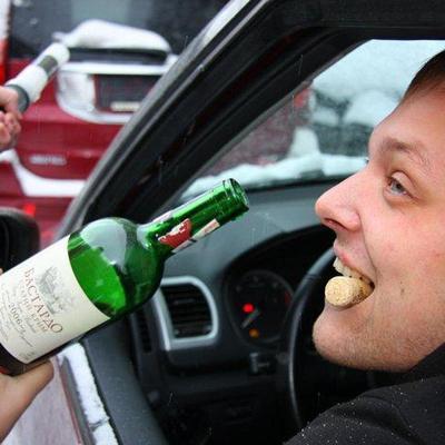 Выпил за рулем - готовь 100 тысяч гривен