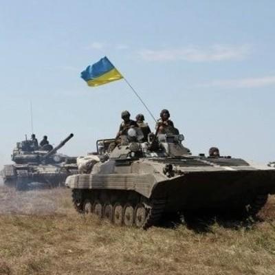 В зоне АТО украинская армия начала отвод войск