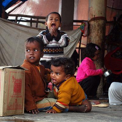 В Индии новорожденных девочек «убивают»