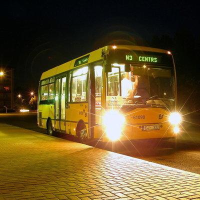 Ночные маршрутки столицы: новые подробности