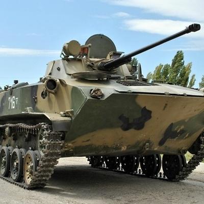 Украинские военные «случайно» угробили БМД