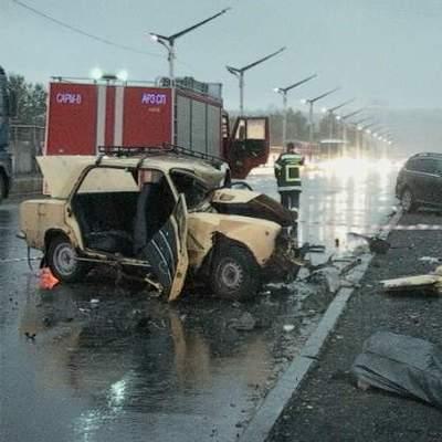 В Киеве произошла ужасная авария
