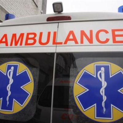 В Киеве автомобиль сбил 10-летнего ребенка