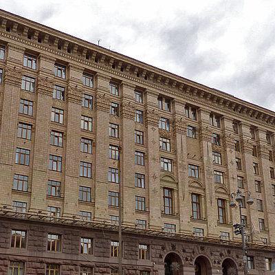 Киев насчитывает 141 оползнеопасный участок