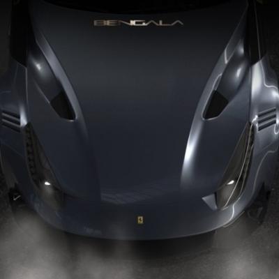 Компания Bengala разработала новый Ferrari (фото)