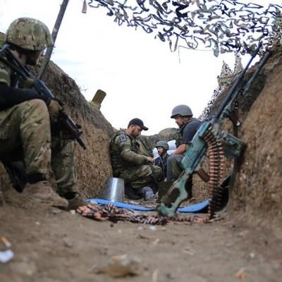 Боевики обстреляли район Водяного и Широкино из 122-мм артиллерии