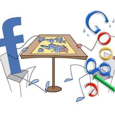 Google и Facebook «откроют окно» в Китай