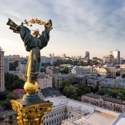 В Киеве перекроют пару улиц из-за празднования Дня защитника