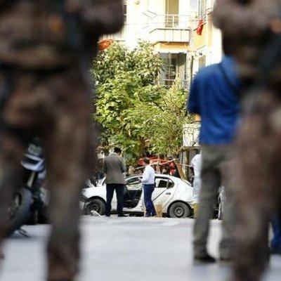 Бандиты открыли огонь в курортных городах Турции