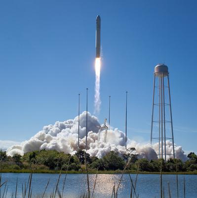 NASA будут использовать украинский двигатель