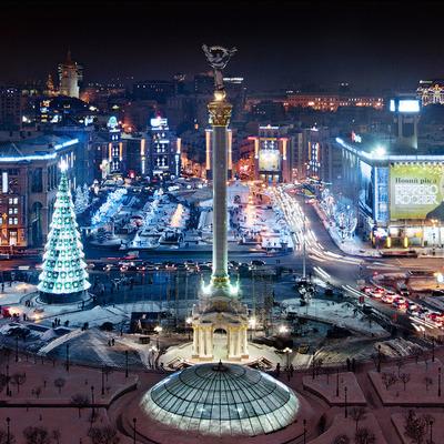 На Новый Год в Киеве будет волшебно