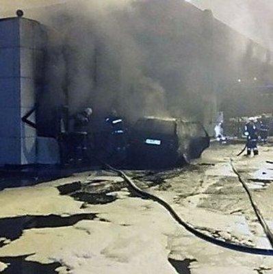 В Одессе произошел масштабный взрыв на заправке