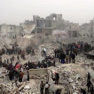 ЕС подаст в Международный уголовный суд на Сирию и союзников