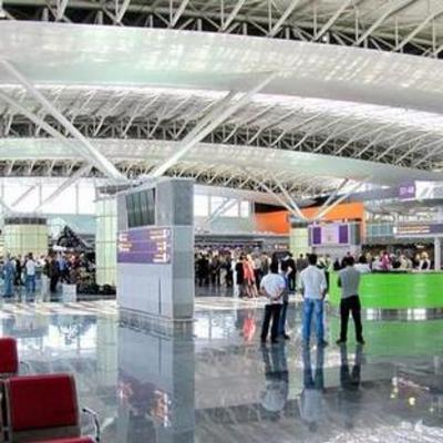 Украинские аэропорты лишатся русского языка и отпечатков советизации