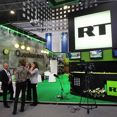Британский банк послал счета Russia today куда подальше