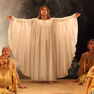 Иисус Христос - суперзвезда: в России активисты сорвали оперу