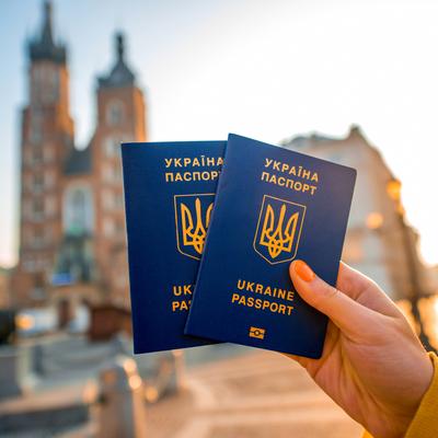 Еврокомиссия поддержала безвиз для украинцев