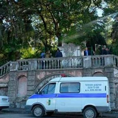 В Абхазии подорвался соратник Моторолы (фото 18+)