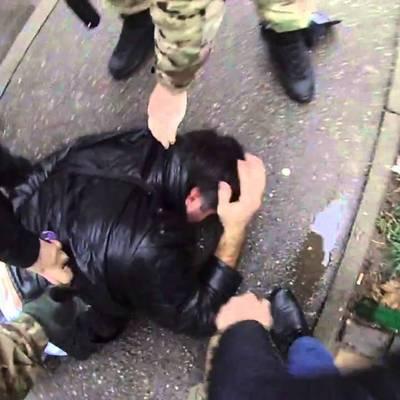 Под Киевом задержана банда похитителей