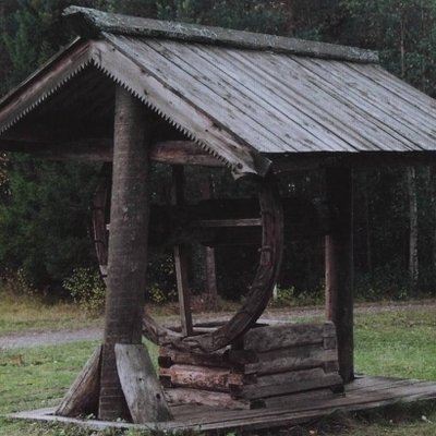 Ужасающая находка в старом колодце