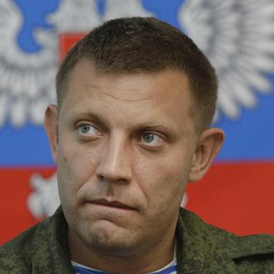 Захарченко поклялся захватить Славянск и установить там памятник Мотороле (видео)