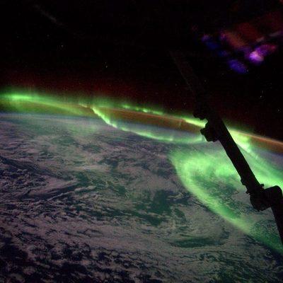 NASA показало завораживающие фото Земли с космоса