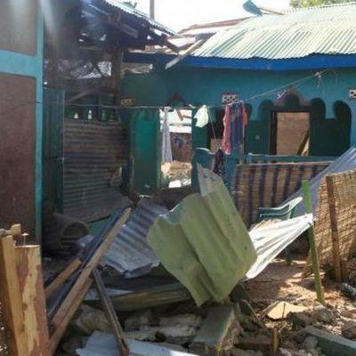 Террористы взорвали отель в Кении , погибли 12 людей