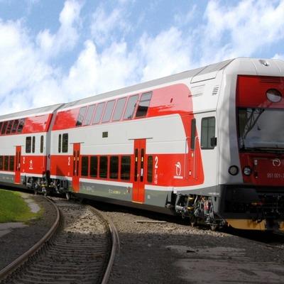 С 4 ноября между Харьковом и Винницей начнет ездить двухэтажный поезд
