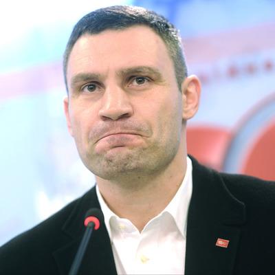 Кличко рассказал, как он разлюбил снег (видео)