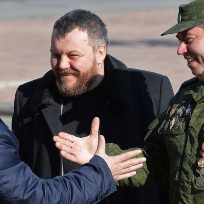 Главарь ДНР хотел поделить Украину на 3 части