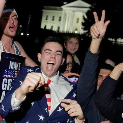 Выборы в США: Трампу осталось 6 голосов для победы