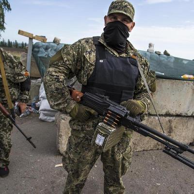 Появились  данные о крупных потерях боевиков на Донбассе