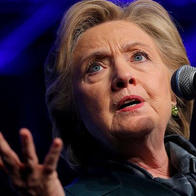 Речь Хиллари Клинтон после поражения на выборах (видео)