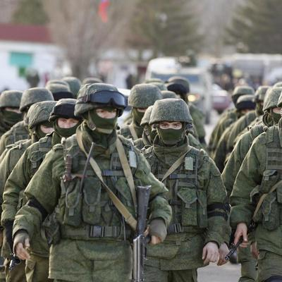 США предупредили о наращивании Россией военной силы в Крыму