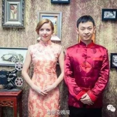 Замуж за китайца: украинско-китайская свадьба поразила пользователей сети (фото)