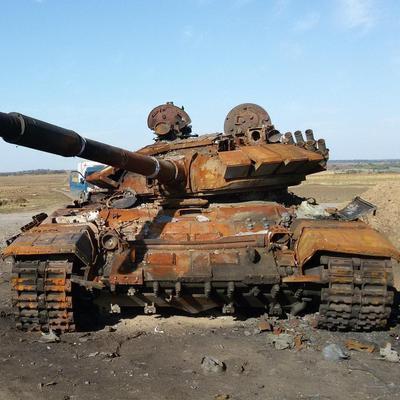 Новая партия военной техники пришла с РФ на Донбасс