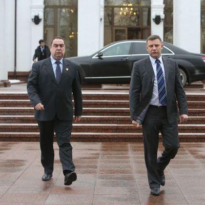 Главари «ДНР» и «ЛНР», оказывается, воруюют из «бюджета»