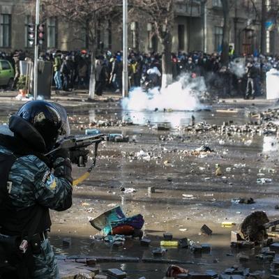 Беркут уже на свободе: суд выпустил подозреваемого в убийствах на Майдане
