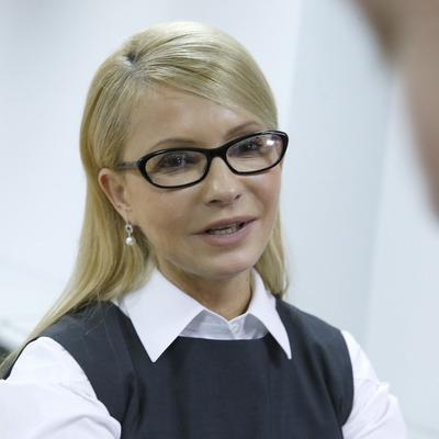 Юлия Тимошенко поддержала протест обманутых вкладчиков