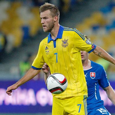 Победа за нами: сборная Украины обыграла Сербию в последнем матче года