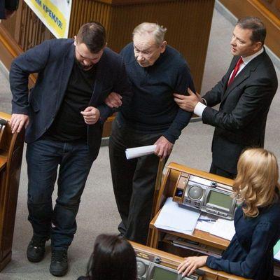 Депутата Шухевича взяли под охрану СБУшники
