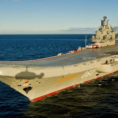 Проблемный российский авианосец «Адмирал Кузнеов» отправят на ремонт