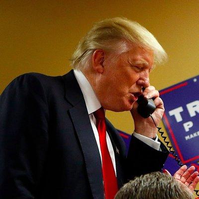 Опубликован список беседовавших с Трампом зарубежных лидеров