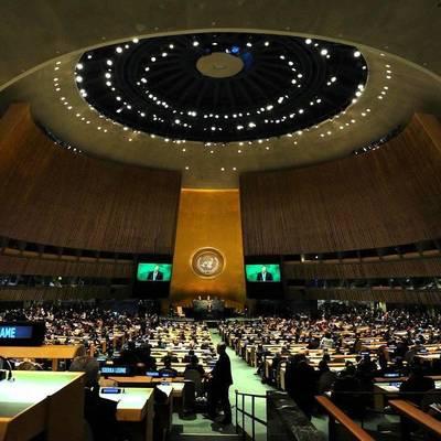 Большинство в ООН - не против аннексии Крыма