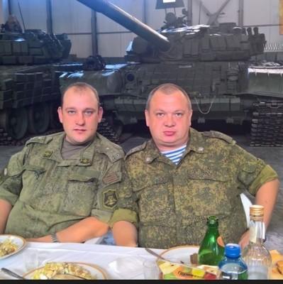 Волонтеры разоблачили офицера химических войск РФ в Донбассе (фото)