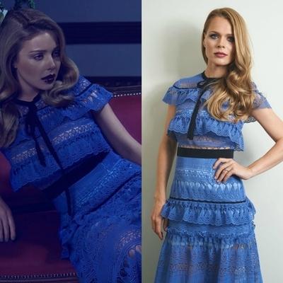 Тина Кароль и Ольга Фреймут выбрали одинаковые наряды за 500 долларов (фото)