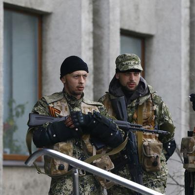 «Освободители» Донбасса выгоняют людей из квартир